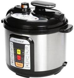 Tayama 5-Liter 5-in-1 Pressure Cooker for $60