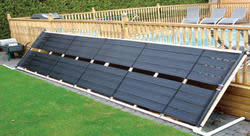 Xlong 20-Foot Solar Pool Heater Panel for $88