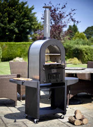 La Hacienda Romana Pizza Oven for $496