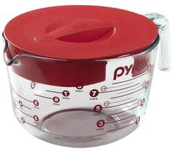 Pyrex Glass Measuring Cups from $2