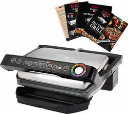 T-Fal Indoor Opti-Grill, Plates, Recipe Books $120