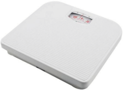 Mechanical Personal Bathroom Scale for $3