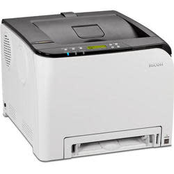 Ricoh SP C250DN WiFi Color Laser Printer for $70