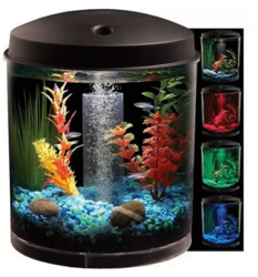 Hawkeye 360 2-Gal. Starter Aquarium Kit for $16