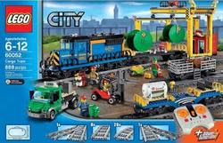 LEGO City Cargo Train for $124