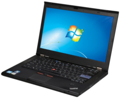 "Refurb Lenovo T420S i7 Dual 2.8GHz 14"" Laptop $230"