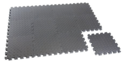 Cap Barbell 12-Piece Puzzle Equipment Mat for $6