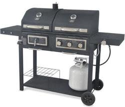Backyard Grill Dual Gas / Charcoal Grill $188