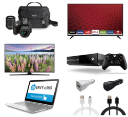 Groupon Big Brand Electronics Sale: Up to 75% off