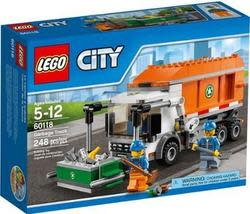 LEGO City Garbage Truck for $14