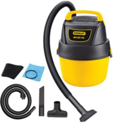 Stanley 1-Gallon Wet Dry Vacuum for $20