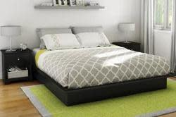 South Shore Basics Queen Platform Bed $119