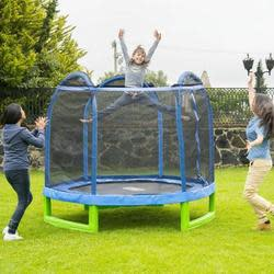 Sportspower Bounce Pro 7-Foot Trampoline for $99