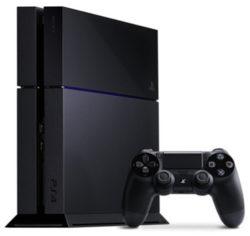 Sony PlayStation 4 500GB Console for $280