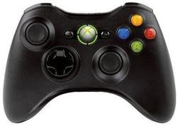 Open-Box Xbox 360 Wireless Game Controller for $20