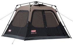 Coleman Instant Set-Up 4-Person Tent for $79