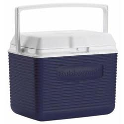 Rubbermaid 10-Quart Ice Chest Cooler for $10