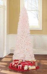 7-Foot Pre-Lit Brinkley Pine Christmas Tree $29