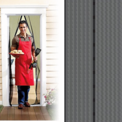 Trademark Home Magnetic Screen Door $9