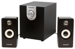 FileMate P2300 2.1-Channel Speaker System for $13