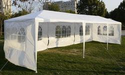 10x30-Foot Gazebo Tent Canopy for $75