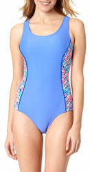 Catalina Women's Rainbow Road Swimsuit for $10