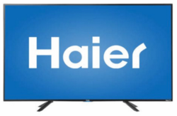 "Haier 43"" 1080p LED LCD Roku Smart TV for $200"