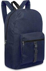 "17"" Full-Size Dome Backpack for $5"