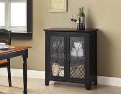Whalen Dining and Accent Cabinet for $49