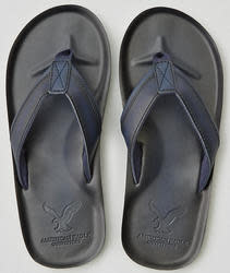 American Eagle Men's Leather Flip Flops for $12