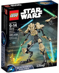 LEGO Star Wars General Grievous Building Kit $27