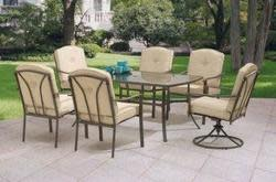 Mainstays Woodland Hills 7-Piece Dining Set $248