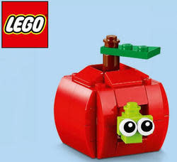 Upcoming: LEGO Apple Mini Build for free