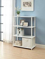 Mainstays No Tools 6-Cube Storage Shelf for $20