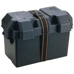 Attwood Power Guard 27 Car Battery Box for $5