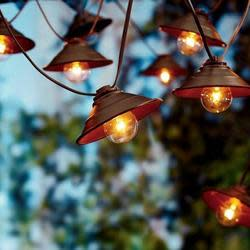 Better Homes and Gardens Shade String Lights $12