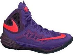 Nike Men's Prime Hype DF II Basketball Shoes $30
