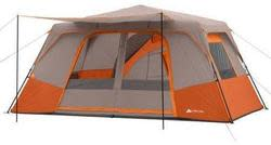 Ozark Trail 14x14-Foot Instant Cabin Tent for $100