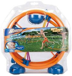 Banzai Wigglin' Water Sprinkler for $7