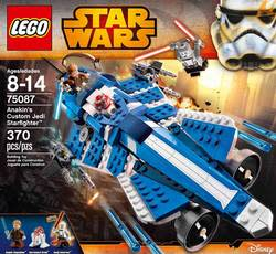 LEGO Star Wars Anakin's Jedi Starfighter $34