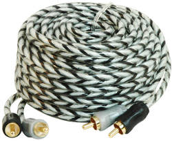 Scosche 25-Foot RCA Audio Cable for $5