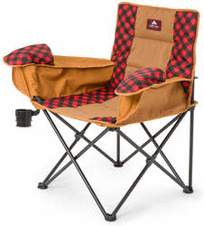 Ozark Trail Cold-Weather Chair w/ Steel Frame $10