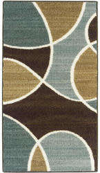 Better Homes and Gardens Geo Waves Rug for $12