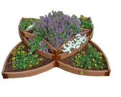 Frame It All 8x8-Foot Raised Garden Kit for $189
