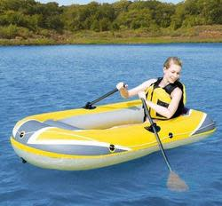 Ozark Trail 2-Person Inflatable Raft for $15