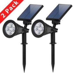 Best Choice Products Solar Light 2-Pack for $25