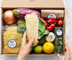 Blue Apron Delivered Meals from $27