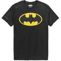 Men's Batman Logo Performance Graphic T-Shirt $5