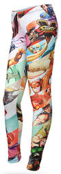 Women's Street Fighter V Character Leggings $13
