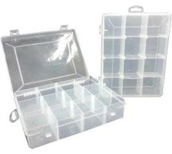2 Utility Fishing Tackle Boxes for $3